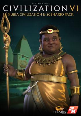 Sid Meier's Civilization® VI - Nubia Civilization & Scenario Pack