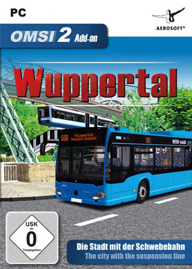 OMSI 2 - Add-on Wuppertal