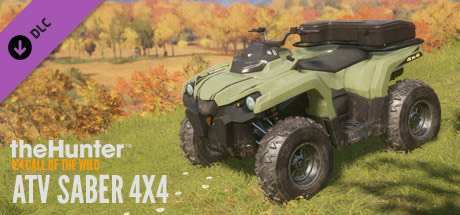 theHunter™ Call of the Wild - ATV Saber 4X4 (DLC)