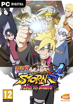 NARUTO SHIPPUDEN Ultimate Ninja STORM 4 Road to Boruto Bundle
