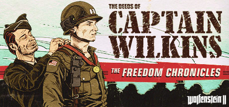 Wolfenstein II - The Deeds of Captain Wilkins (DLC 3)