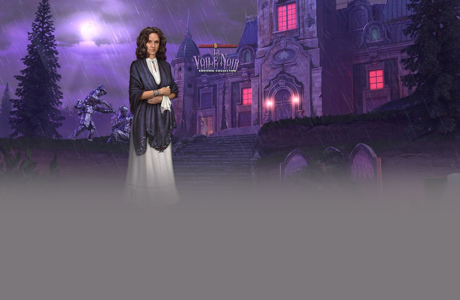 Mystery Case Files: Le Voile Noir Édition Collector
