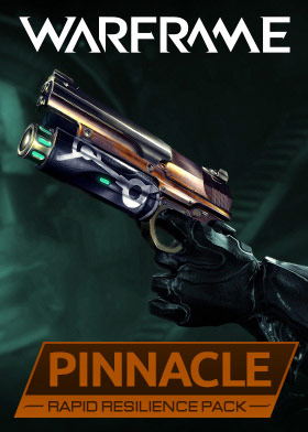 Warframe: Rapid Resilience Pinnacle Pack