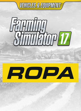 Farming Simulator 17 - ROPA Pack (DLC)