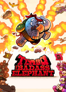 TEMBO: The Badass Elephant