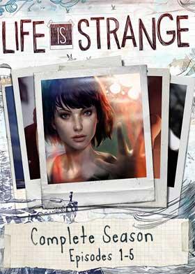 Life Is Strange - Complete Season (Episodes 1-5)