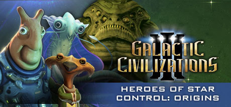 Galactic Civilizations III - Heroes of Star Control: Origins (DLC)