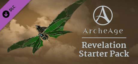 ArcheAge - Revelation Starter Pack