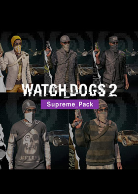 Watch_Dogs® 2 Supreme Pack (DLC)