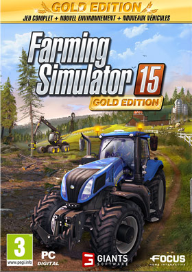 Farming Simulator 15 - Gold Edition